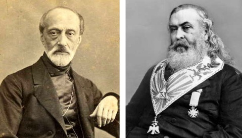 Pike y Mazzini