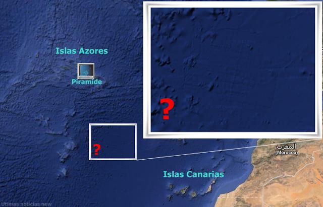 Ciudad paranormal pir mide submarina hallada en lo profundo de atl ntico - Eternity gran canaria ...