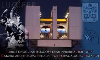 El Vaticano comienza a utilizar al telescopio L.U.C.I.F.E.R. para buscar vida extraterrestre