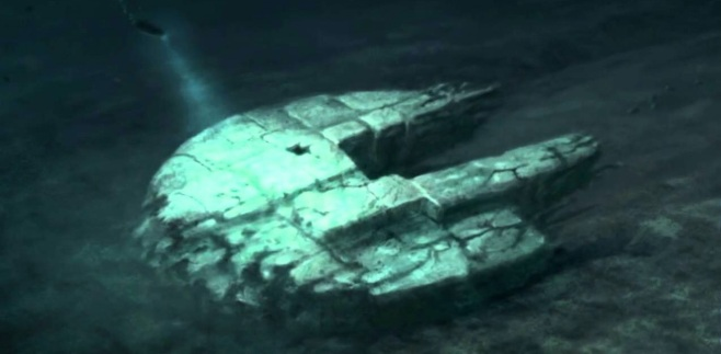 """img 1744 - Barcos militares rodean el lugar donde se encontró la """"Anomalía del Báltico"""""""