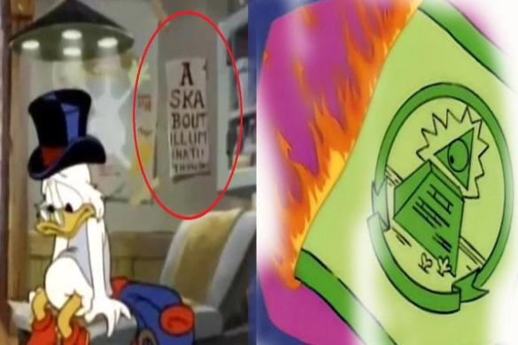 Illuminati-Symbols-in-Simpsons-and-Ducktales-Cartoon6