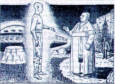 El Vaticano y los Contactos Extraterrestres